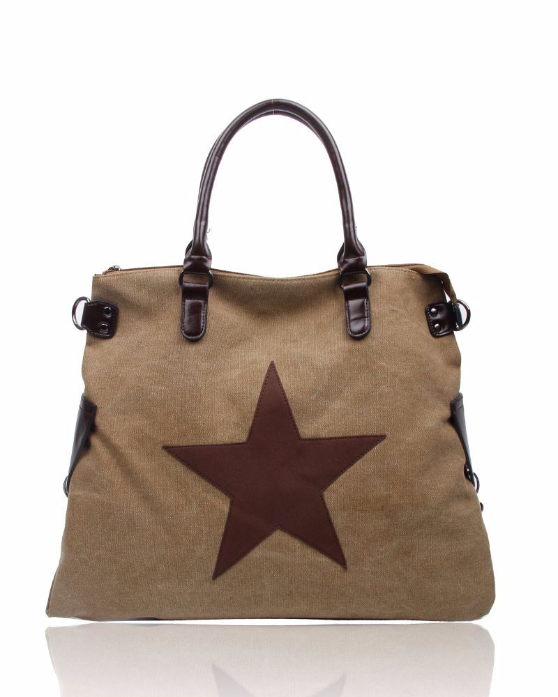New Product : Large stylish canvas tote
