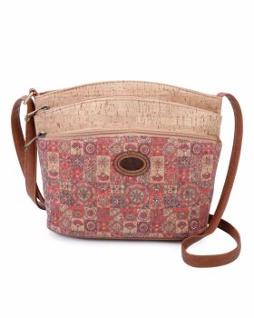 New Product : New eco friendly stylish cork shoulder bag