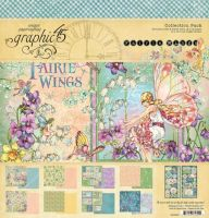 Graphic 45 Fairie Wings 12x12 Collection Pack