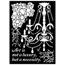 Stamperia Stencils