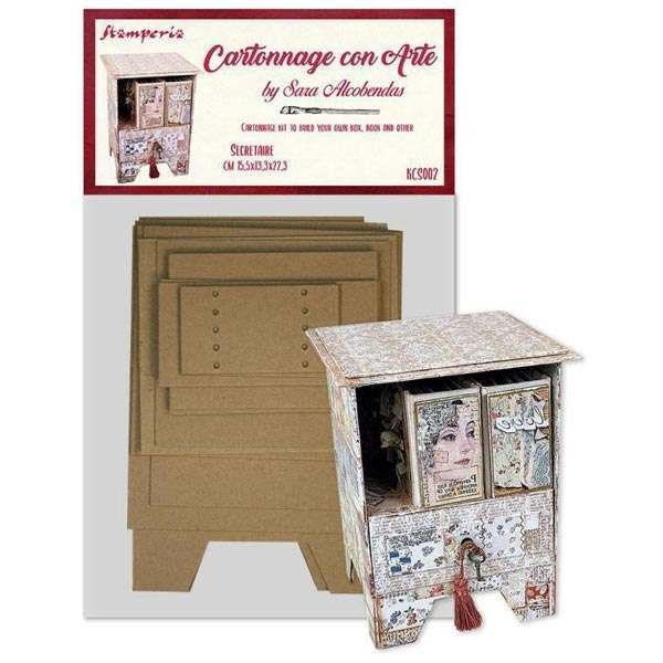 Stamperia MDF Cartonnage Kits