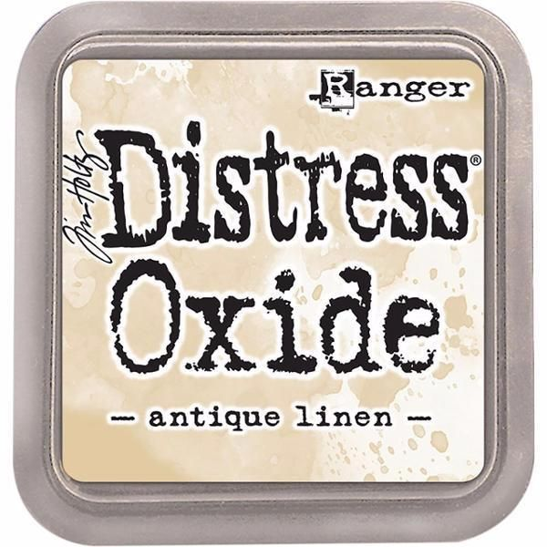 RANGER DISTRESS OXIDE INPAD : SQUEEZES LEMONADE