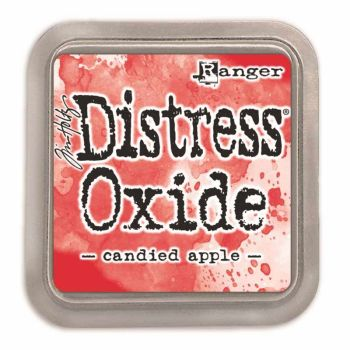 RANGER DISTRESS OXIDE INKPAD : CANDIED APPLE