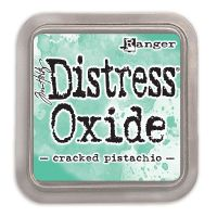 RANGER DISTRESS OXIDE INKPAD : CRACKED PISTACHIO