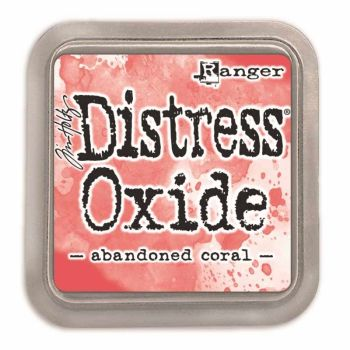 RANGER DISTRESS OXIDE INKPAD : ABANDONED CORAL