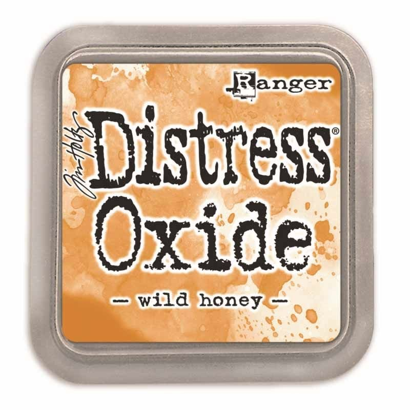 RANGER DISTRESS OXIDE INKPADS : WILD HONEY