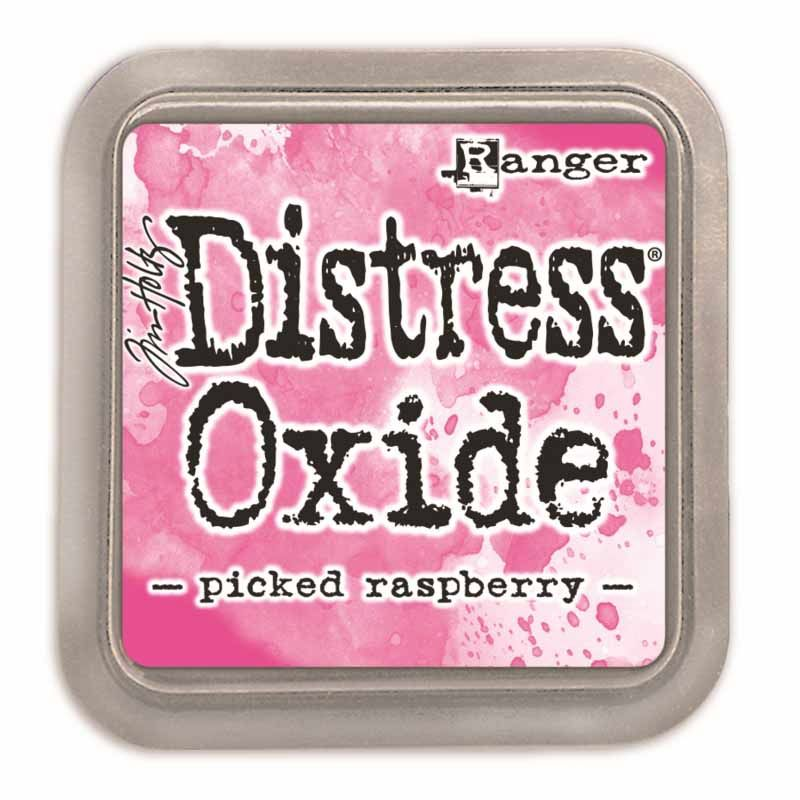 RANGER DISTRESS OXIDE INKPAD : PICKED RASPBERRY