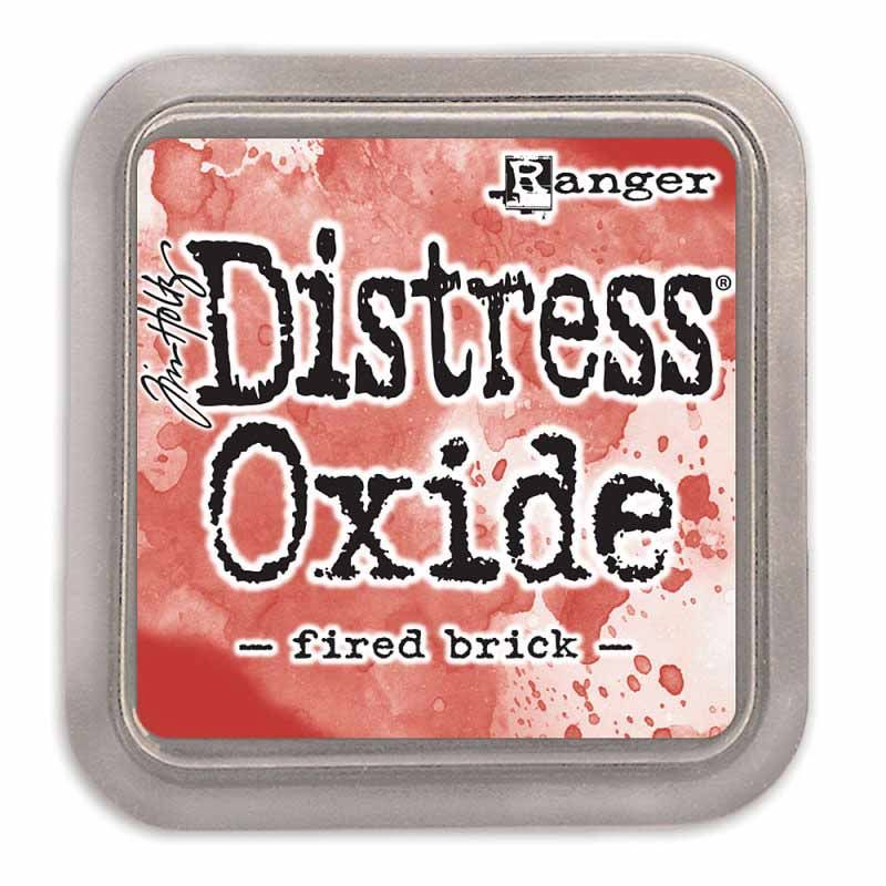 RANGER DISTRESS OXIDE INKPAD : FIRED BRICK