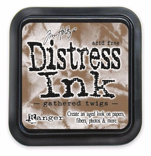 RANGER DISTRESS OXIDE INKPAD : GATHERED TWIGS