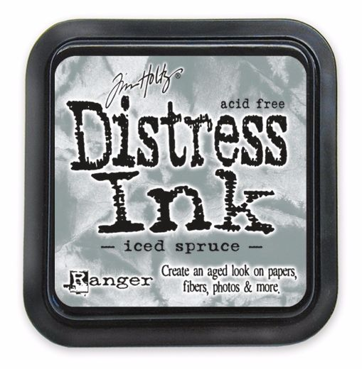 RANGER DISTRESS OXIDE INKPAD : ICED SPRUCE