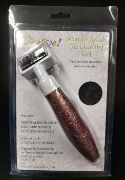 Be Creative Die Cleaning Brush