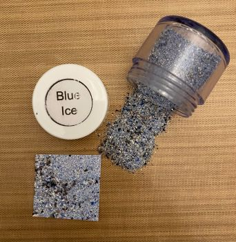 NEW ! Festive Crystals Blue Ice