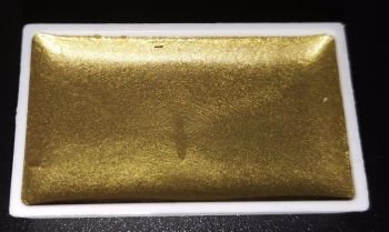 (BR) New Twilight High Pigment Pearlescent Watercolour Paints : GOING FOR GOLD