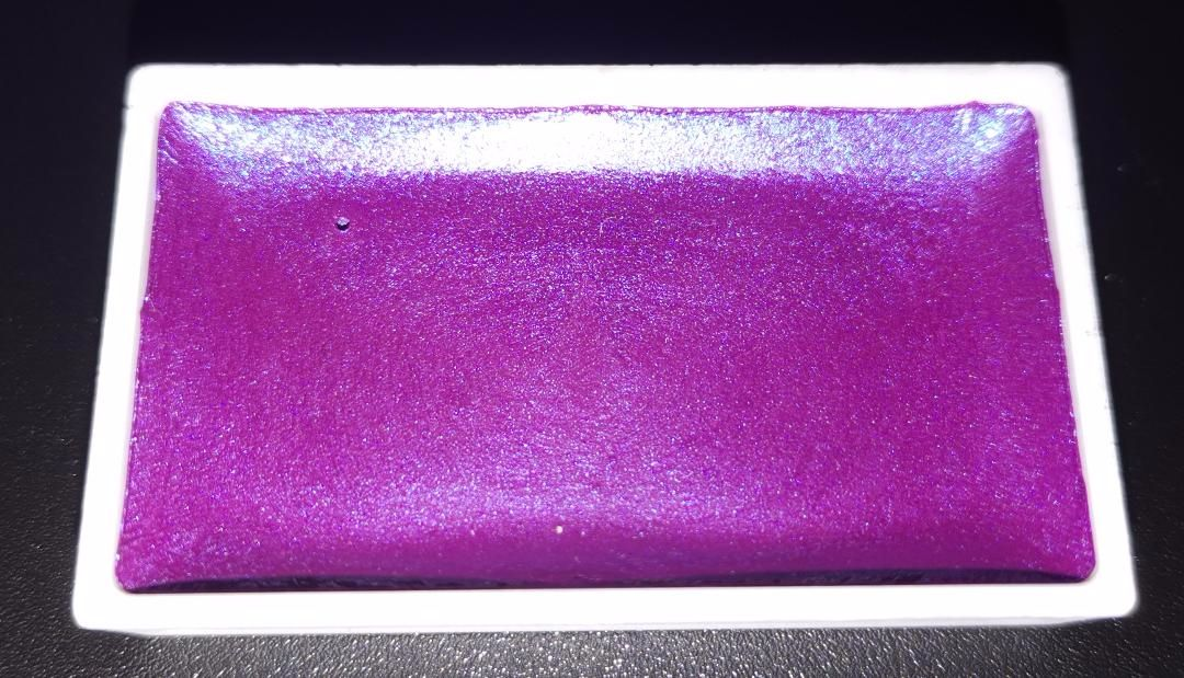 () New Twilight High Pigment Pearlescent Watercolour Paints :