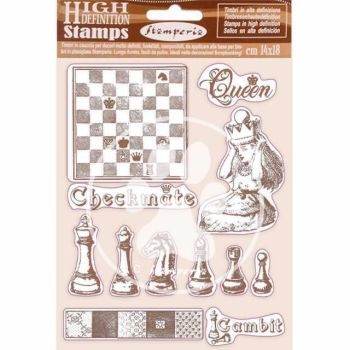 New Product : Alice High Definition stamp set