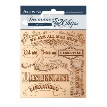 New Product : Decorative Chips set 2