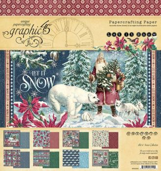 New Product : Let it Snow