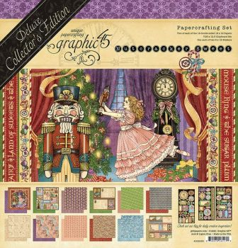 New Product : Nutcracker Sweet Deluxe Collectors Edition