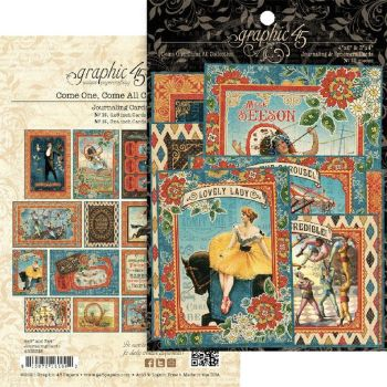 New Product : Come one , Come all Ephemera cards