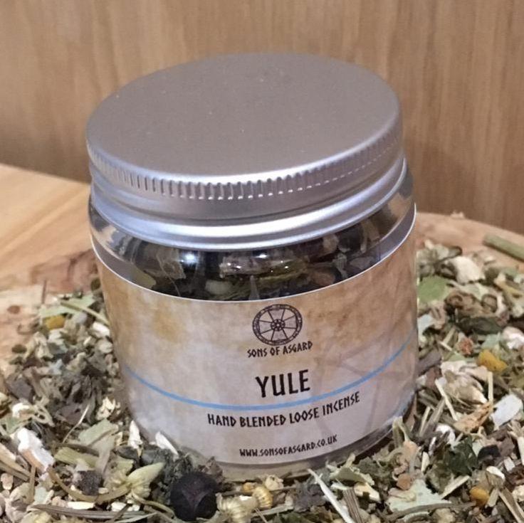 Yule - Hand Blended Loose Incense