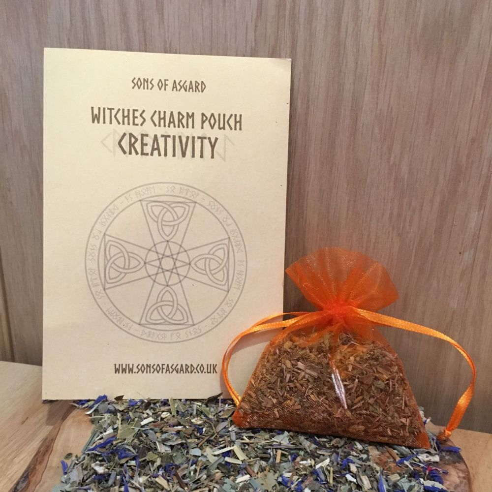 Creativity - Witches Charm Pouch