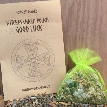 Good Luck - Witches Charm Pouch