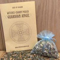 Guardian Angel - Witches Charm Pouch