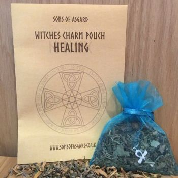 Healing - Witches Charm Pouch