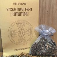 Intuition - Witches Charm Pouch