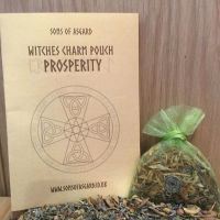 Prosperity - Witches Charm Pouch