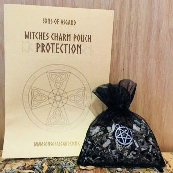 Protection - Witches Charm Pouch