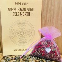 Self Worth - Witches Charm Pouch