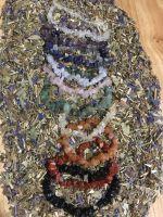 Chakra Crystal Chip Bracelet - Gift Set