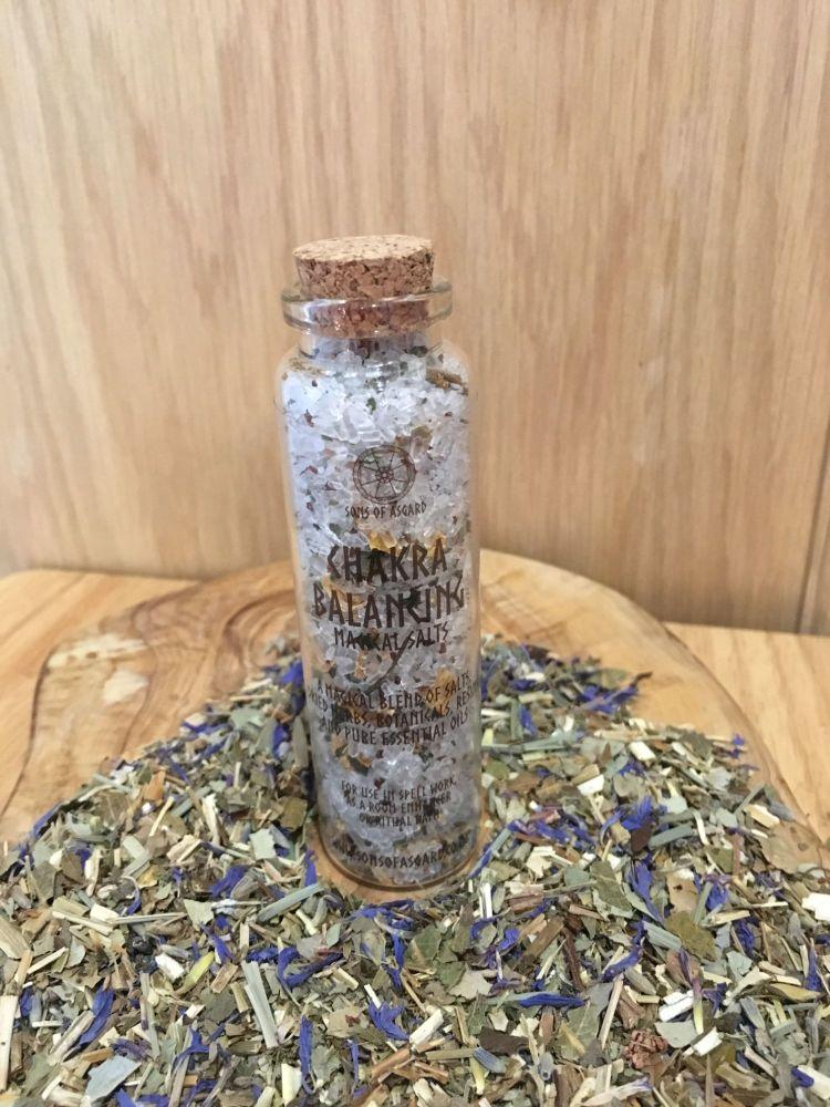 Chakra Balancing - Magical Salts