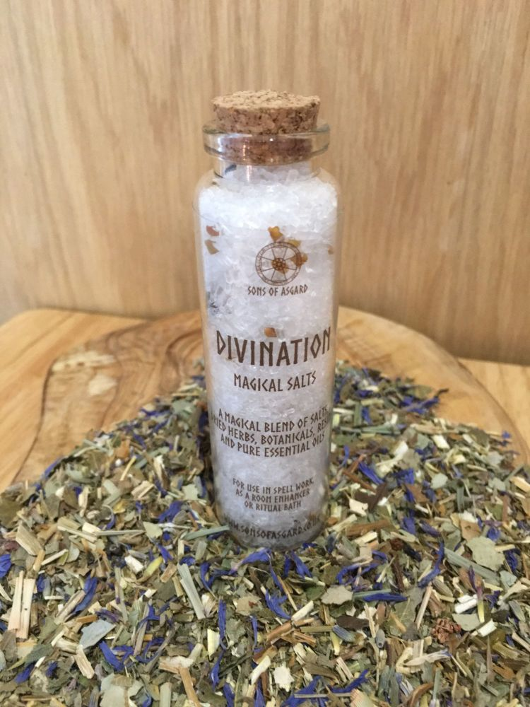 Divination - Magical Salts