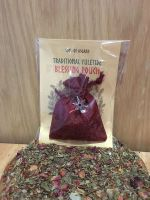 Traditional Yuletide Blessing Pouch