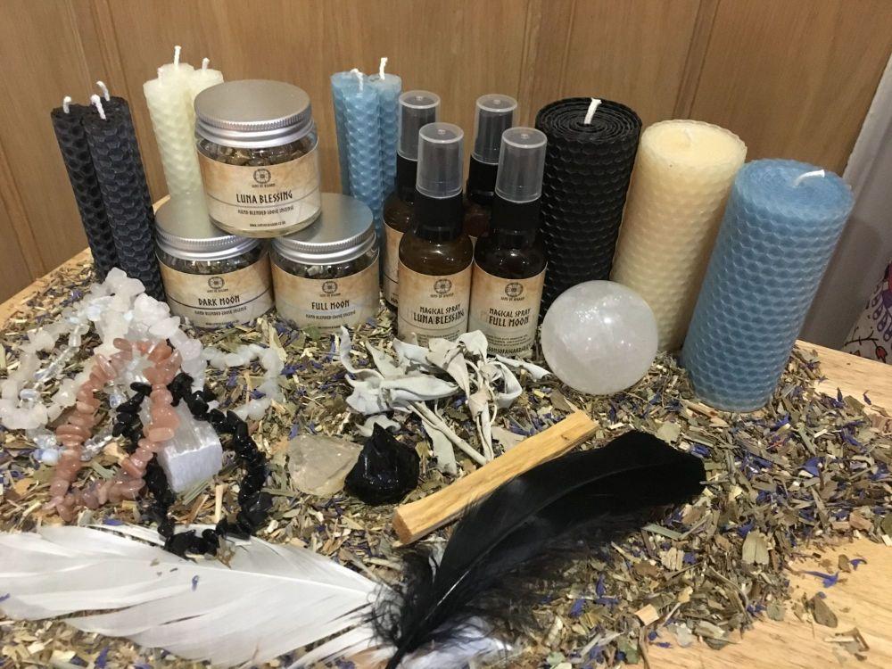 Ultimate Moon Magic Ritual Box
