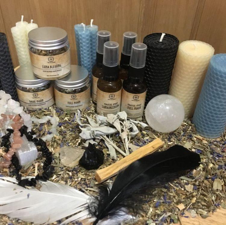 Moon Magic Boxes & Kits