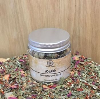 Asgard - Hand Blended Loose Incense