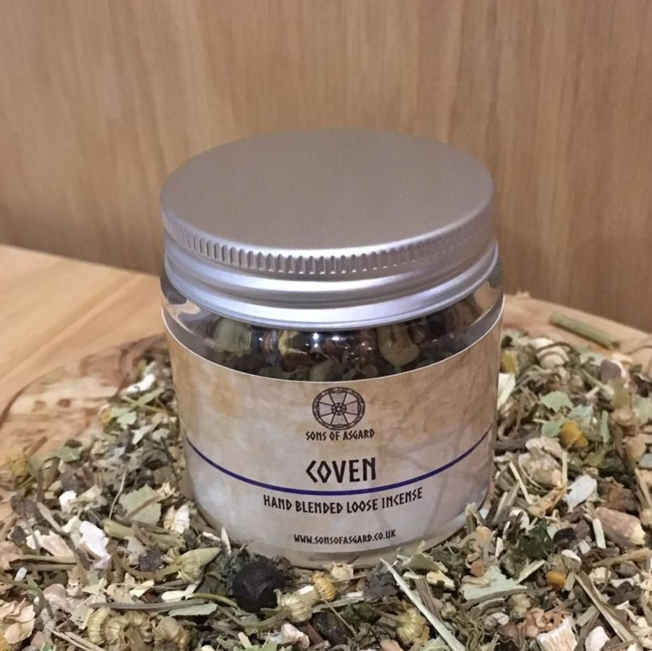 Coven - Hand Blended Loose Incense