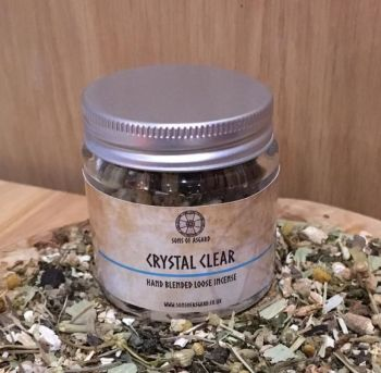 Crystal Clear - Hand Blended Loose Incense