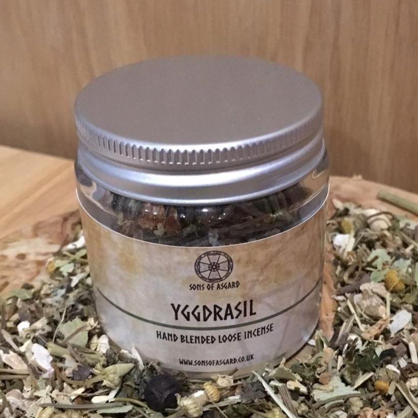 Yggdrasil - Hand Blended Loose Incense