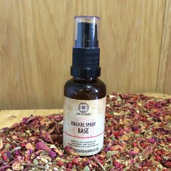 Base Chakra 30ml Mini Magical Spray