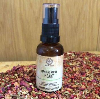Heart Chakra 30ml Mini Magical Spray