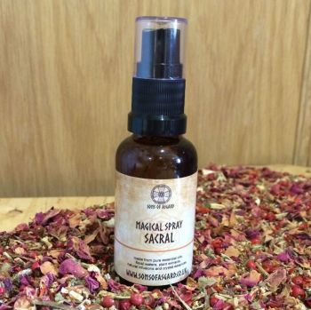 Sacral Chakra 30ml Mini Magical Spray