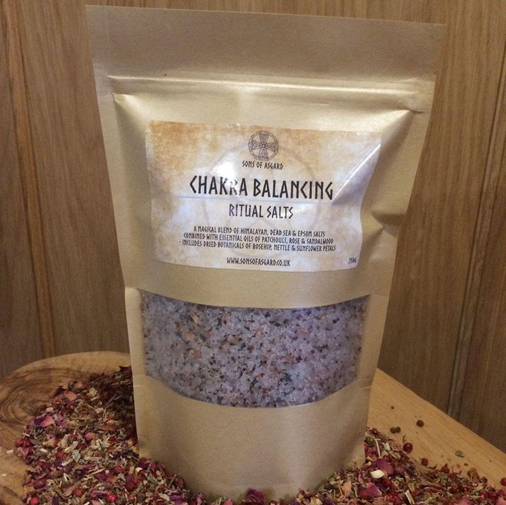 Chakra Balancing - Ritual Salts