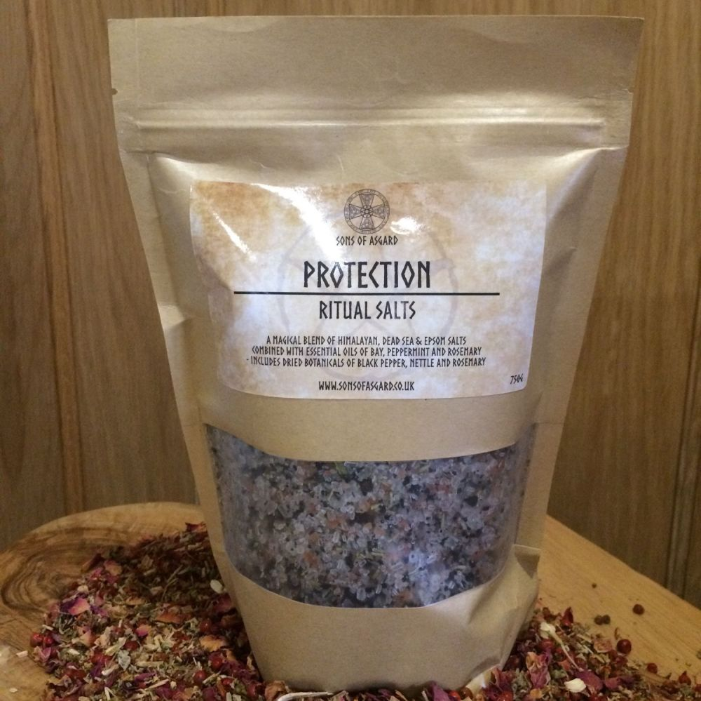 Protection - Ritual Salts
