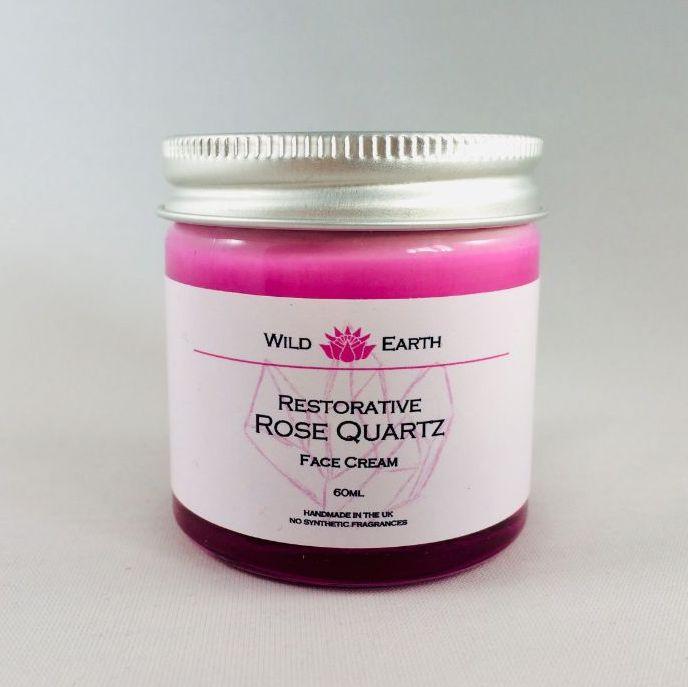 Restorative Rose Quartz Range