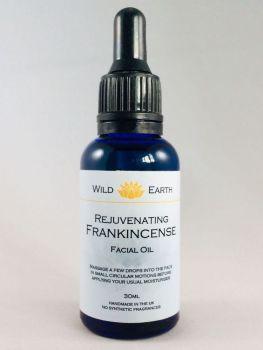 Rejuvenating Frankincense Facial Oil