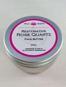 Restorative Rose Quartz Face Butter